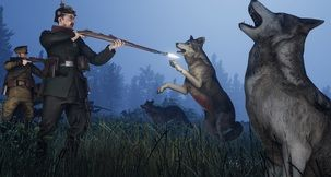 Experience the Historical Wolf Truce in WW1 FPS Tannenberg