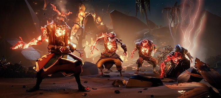 Sea of Thieves Ashen Winds Update - 2.0.17 Release Notes Revealed