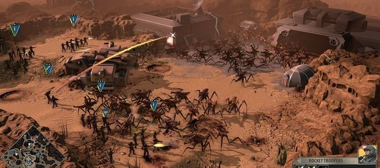 Watch A Full Starship Troopers - Terran Command Scenario During Home of Wargamers 2021 Live+