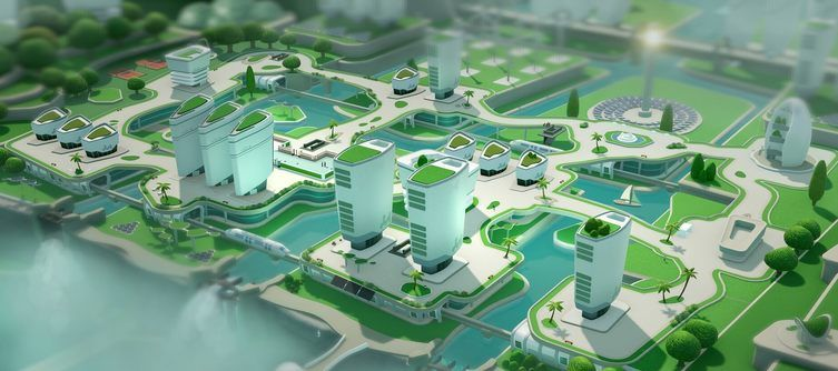 Two Point Hospital Goes Green Later This Month in Its Off The Grid DLC