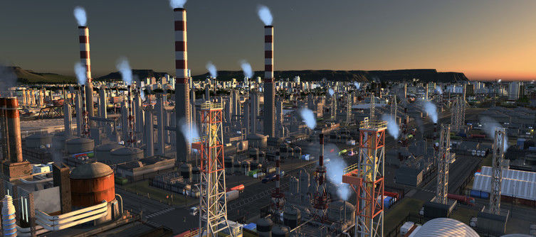 Cities: Skylines Industries DLC has been Released