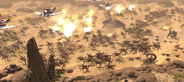 Starship Troopers - Terran Command Gets Playable Demo During October's Steam Next Fest