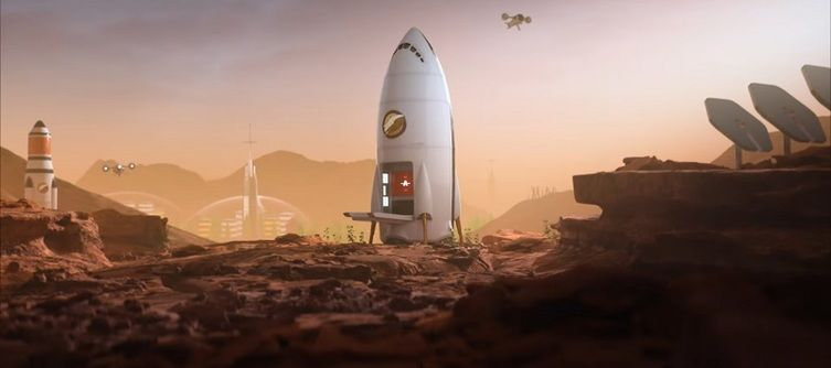 Surviving Mars Development Resumes With Free Tourism Update, New Expansion Coming in 2021