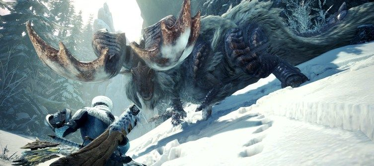 "Monster Hunter World will not be ""live for 10 years"", Iceborne the only expansion planned"