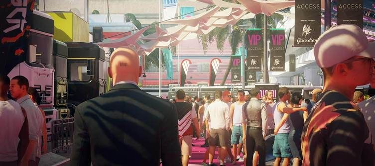 Hitman 2 December Roadmap Reveals Holiday-themed Seasonal Content