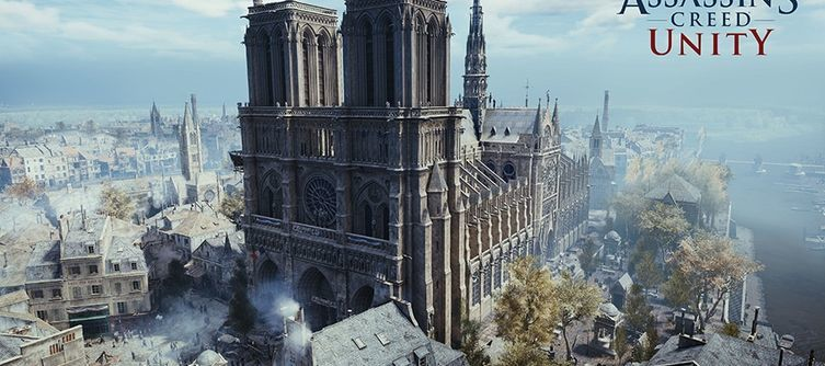 Assassin's Creed Unity Is Free On PC, Ubisoft Donates €500,000 To Notre-Dame
