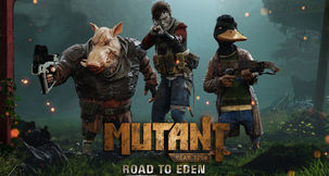 Mutant Year Zero: Road To Eden gets a December release date
