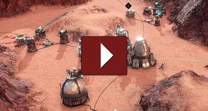 MarZ: Tactical Base Defense Gameplay - RTS Base Building Tower Defense