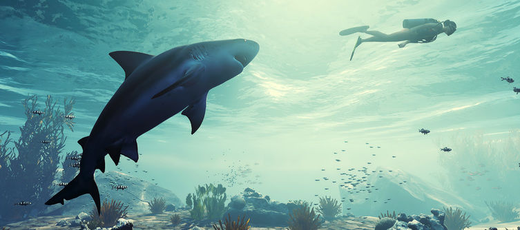 Shark ARPG Maneater Will Be An Epic Games Store Exclusive For the First 12 Months