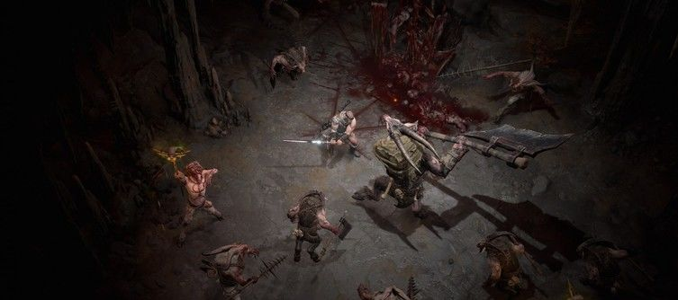 Diablo 4's Open World Features Include Horse Customization, Monster Camps, PvP