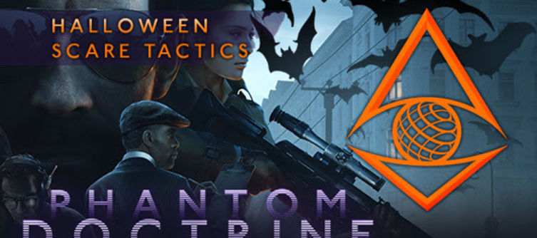 Phantom Doctrine gets Free Halloween DLC, Special Sale