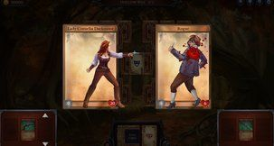 Lady by day, highwaywoman by night. We take a look at Shadowhand.