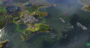 Does Beyond Earth's first expansion pack bring with it a tidal wave of positive changes?