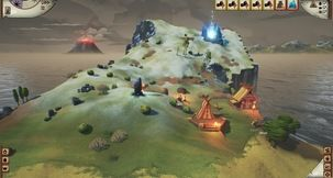 Valhalla Hills is a fresh take on the Settlers 2 and Cultures formula