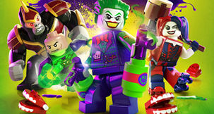 LEGO DC Super-Villains Preview