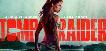 New Tomb Raider movie gets poster and teaser for trailer, due tomorrow