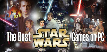 The Best Star Wars Games On PC!