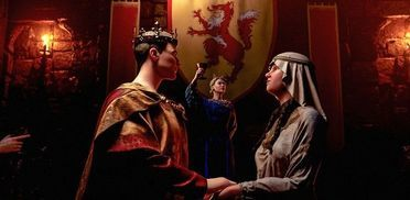 Crusader Kings 3: Royal Court Hands-off Preview