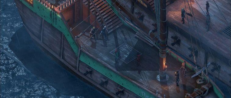 Pillars of Eternity 2: Deadfire Review