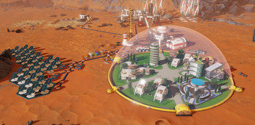 Surviving Mars Hands-On Impressions