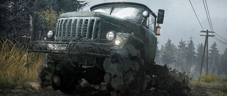 Spintires: MudRunner Review