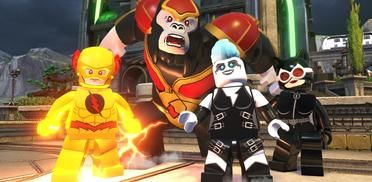 LEGO DC Super Villains Hands-On Impressions