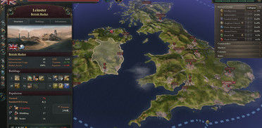 Victoria 3 Hands-Off Preview