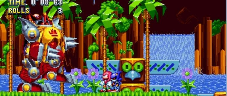 The Best Sonic Mania Mods