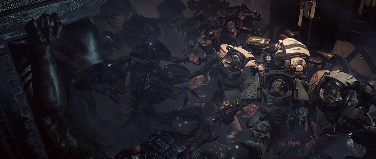 Space Hulk: Deathwing Enhanced Edition Review