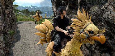Final Fantasy XV: Windows Edition Hands-On Impressions