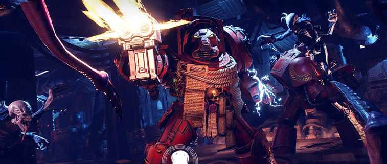 Space Hulk Tactics Hands-On Impressions