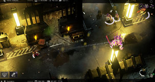 Pocket-sized Warhammer 40K turn-based strategy that punches way above its weight.