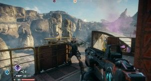 The best FPS of the year, but not the best open-world game.
