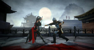 Confucius say... good though Chronicles is, Mark of the Ninja it is not.