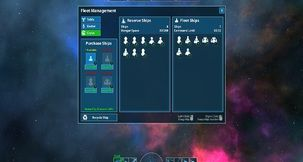 The best of city sims and real-time strategy in space.