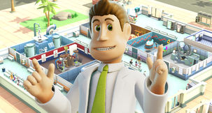 The ultimate management strategy? So much more than Theme Hospital 2.