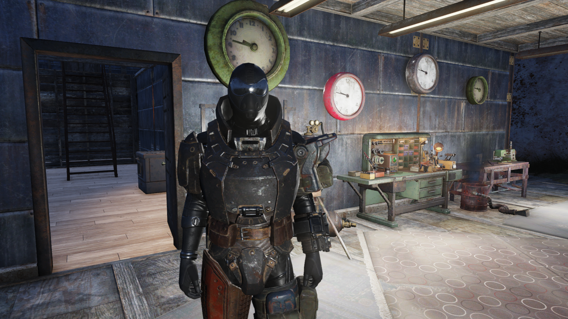 fallout 76 armor mods