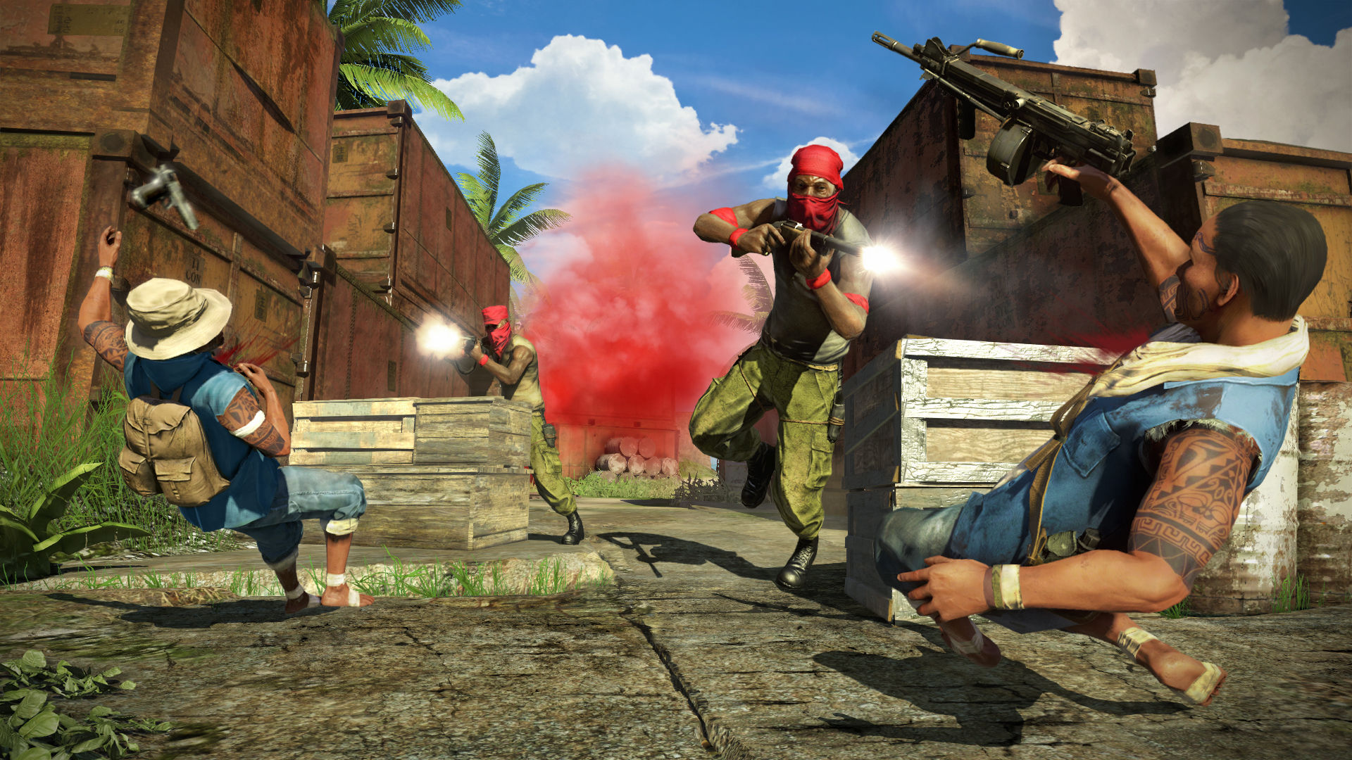 Far Cry 3 Screenshots Gamewatcher
