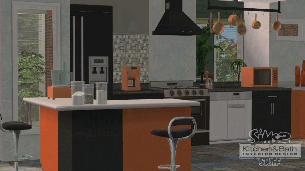 The Sims 9 Kitchen & Bath Interior Design Stuff PC   GameWatcher