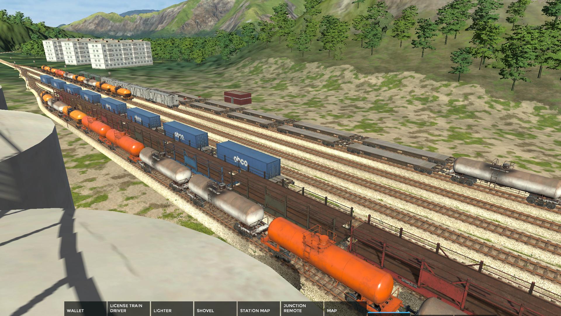 Only Long Trains Mod - Derail Valley Mods | GameWatcher
