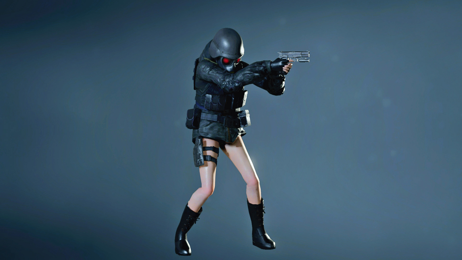 Lady Hunk For Claire Jacket Mod Resident Evil 2 Remake Gamewatcher