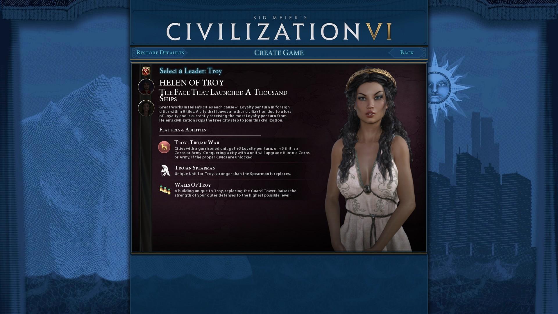 Anno Domini: Gathering Storm Edition - Civilization VI: Gathering