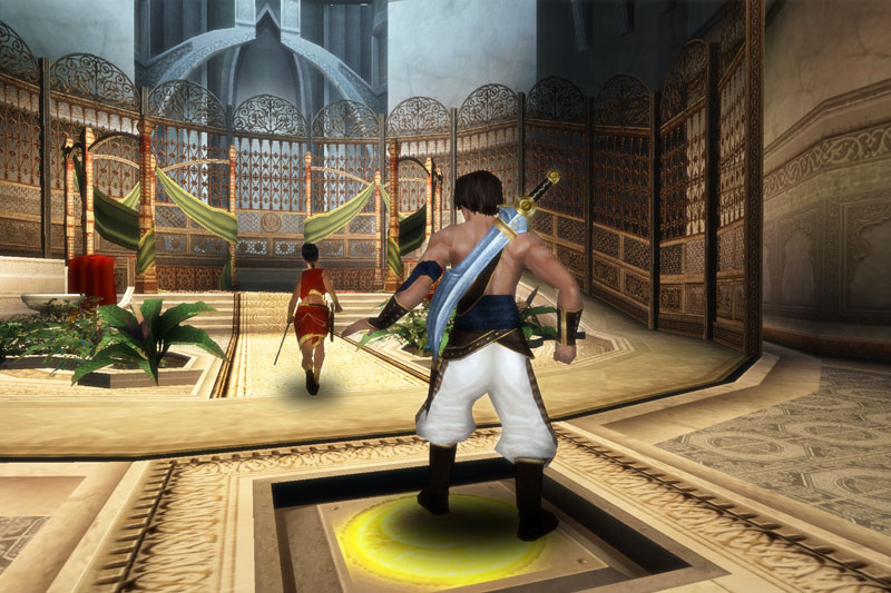 Prince Of Persia The Sands Of Time Screenshots Gamewatcher