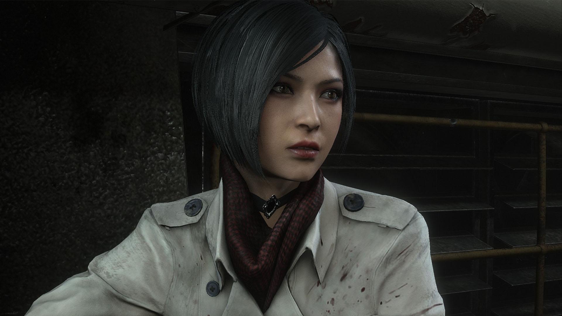 Ada Wong - BIOHAZARD - Image #1361292 - Zerochan Anime