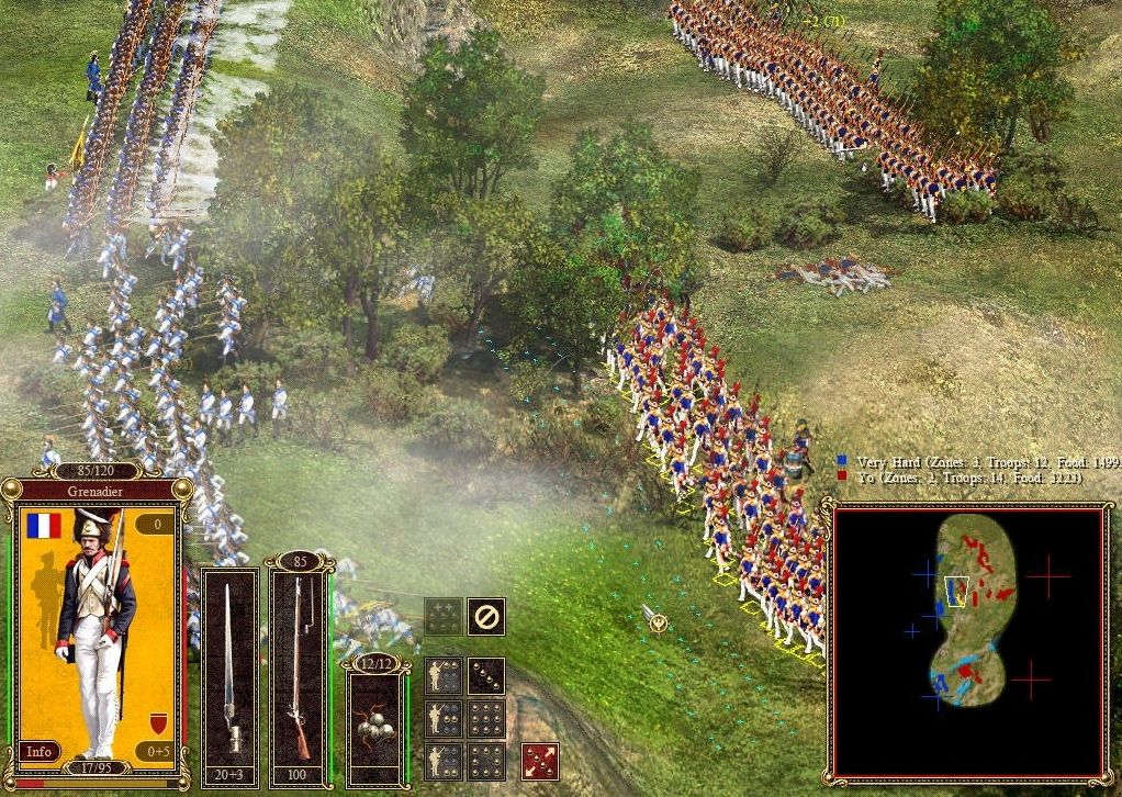 a review of the napoleonic warfare and the use of total war to defeat confederacy The three levels of war: strategy, operational art, and tactics  napoleonic wars and american civil war it had become near impossible to defeat even a medium sized.