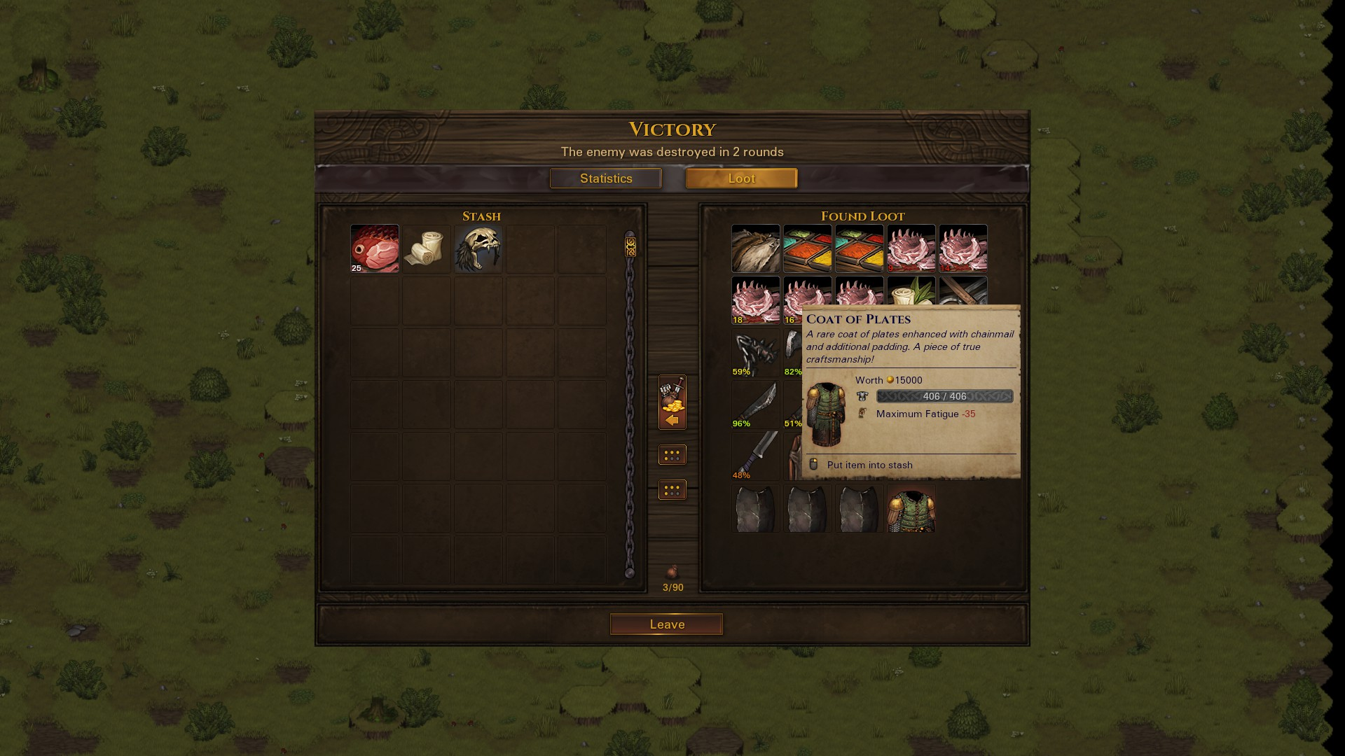 Old Style Named Armour Mod - Battle Brothers Mods | GameWatcher