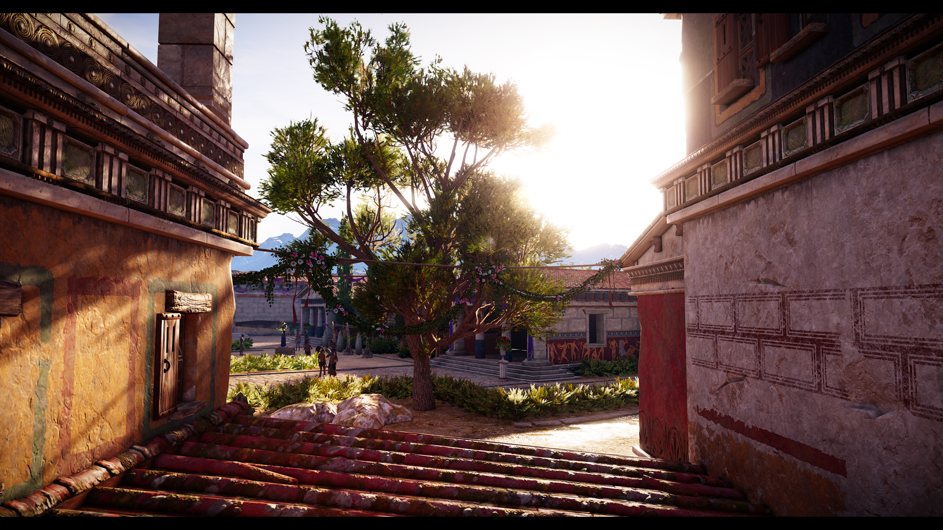 Cinestyle ReShade Mod - Assassin's Creed Odyssey Mods | GameWatcher