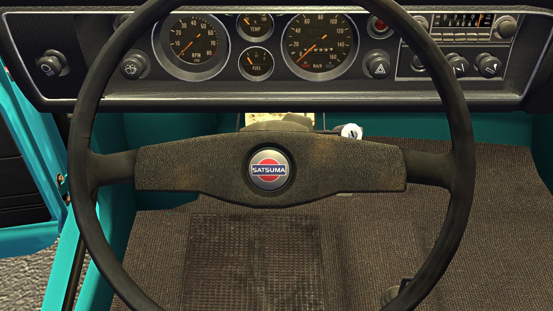 Satsuma Steering Wheel Cap Mod My Summer Car Mods