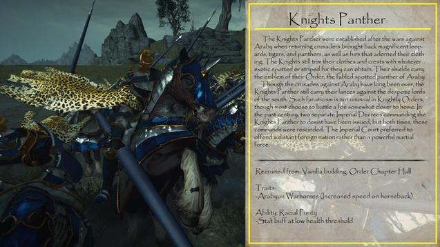 Willemsen's Knights of the Empire - Total War: Warhammer 2 Mods