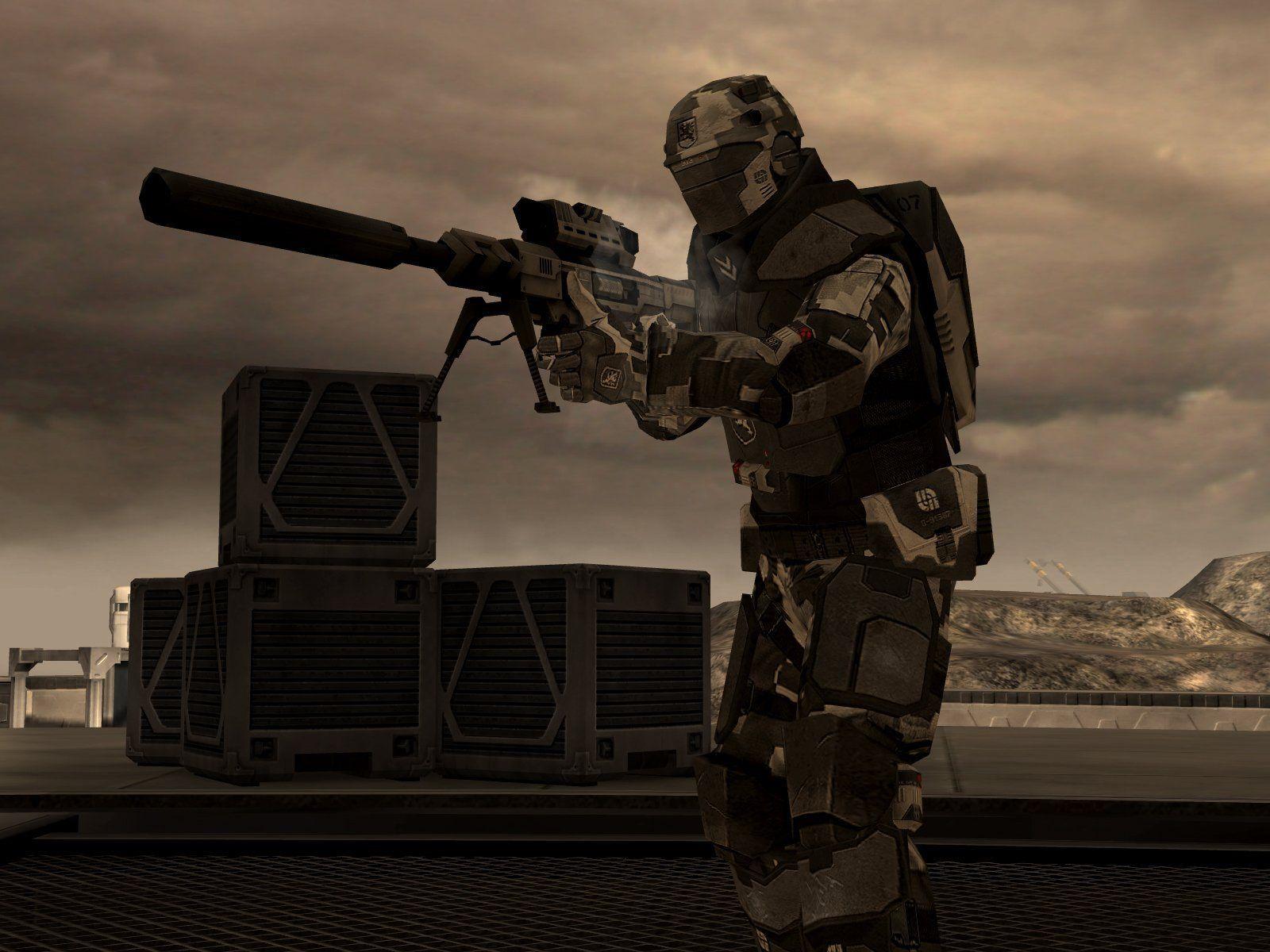 Battlefield 2142 PC Galleries   GameWatcher